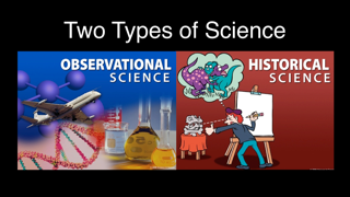 2 Different Kinds of Science